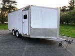 2001 Cargo Pro 24' enclosed trailer