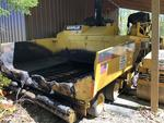 2006 Caterpillar AP-1000D rubber tired asphalt paver