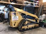 2015 Caterpillar 299D XSP Track Skid Steer