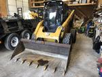2015 Caterpillar 272D XSP Track Skid Steer