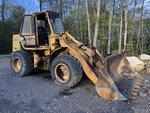 1984 Terex Model 7221B wheel loader