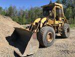 1970 Caterpillar Model 950 wheel loader