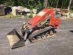 2014 Ditch Witch SK755, Mini Skid Steer