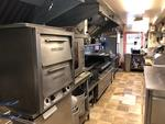 TIMED ONLINE AUCTION RESTAURANT & REFRIGERATION EQUIPMENT- PIZZA OVEN Auction Photo