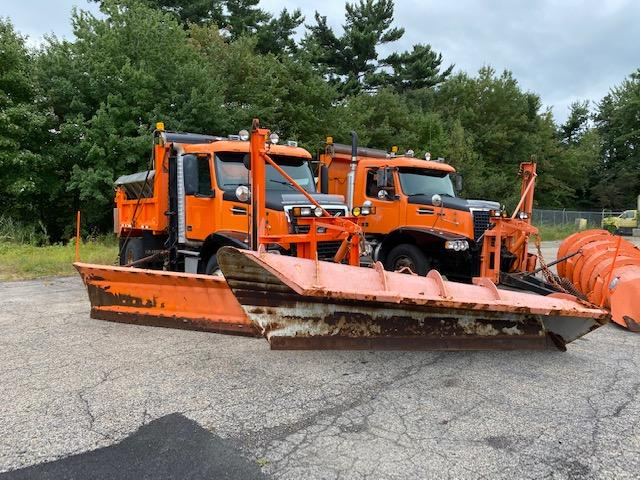 2003 VOLVO VHD PLOW TRUCK Auction Photo