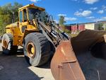 1991 VOLVO L120 WHEEL LOADER Auction Photo
