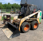 1986 BOBCAT 642B SKID STEER Auction Photo