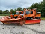 2002 VOLVO VHD PLOW TRUCK Auction Photo