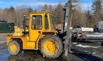1997 SELLICK SD-100 FORKLIFT, 10,000LB. Auction Photo