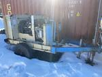 97 INGERSOLL-RAND P375WCU PORTABLE AIR COMPRESSOR Auction Photo