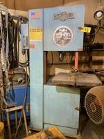 DOALL 2013-V, VERTICAL METAL BAND SAW Auction Photo