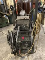 MILLER SYNCROWAVE 350LX W/ BERNARD Auction Photo