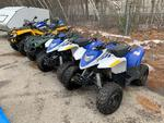PUBLIC TIMED ONLINE AUCTION ~ (18) LATE MODEL TAXI CABS, (4) ATV'S, 2011 CAMPER, SHOP EQUIP. Auction Photo