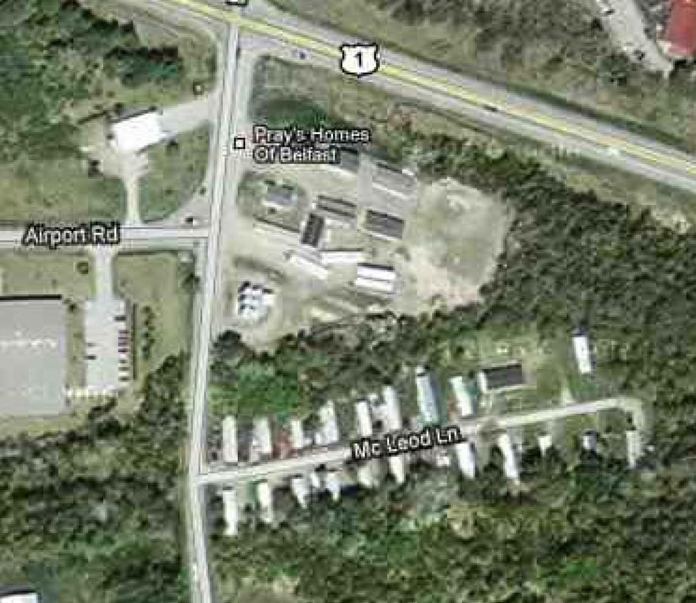 20-Site Mobile Home Park – 2001 Doublewide Home – 19+/- Ac - Penobscot Trailer Park Auction