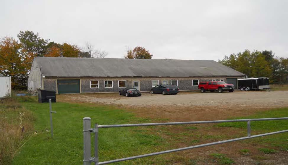 5,830± SF Com'l/Mfg Bldg - 2.75± Acres Auction