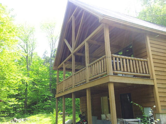 Ski Chalet - 4+/- Acres Auction
