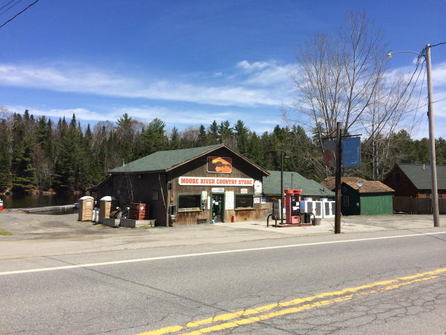 RE: Moose River Country StoreMoosehead Lake Auction