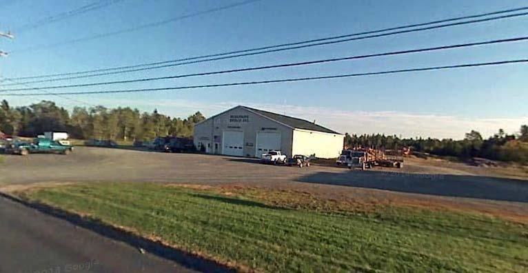 Truck Garage - 2.93+/- Ac. - Shop and Truck Repair Equipment - Vehicles Auction