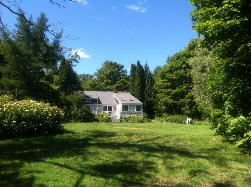 Cape Home - Guest Cottage - Barn Boathouse & 6.76+/- Acres Auction