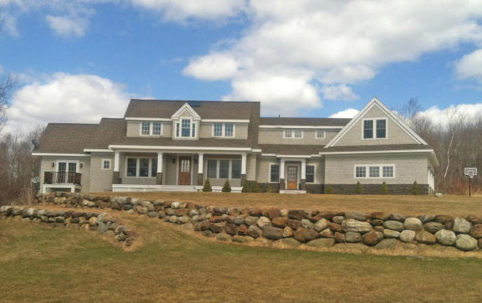 3,422+/-SF Custom Cape Home Auction