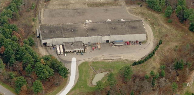 45,081+/- SF Industrial Building - 12.47+/- Acres Auction