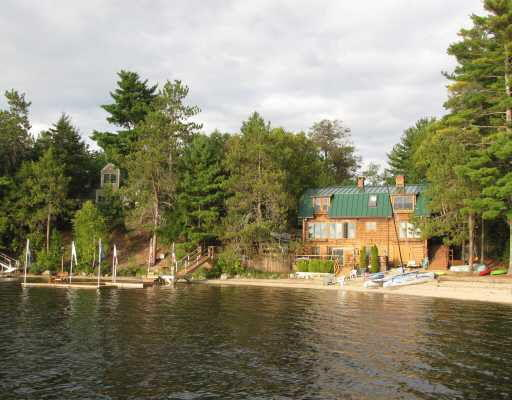 Lakefront Home - Green Lake Auction