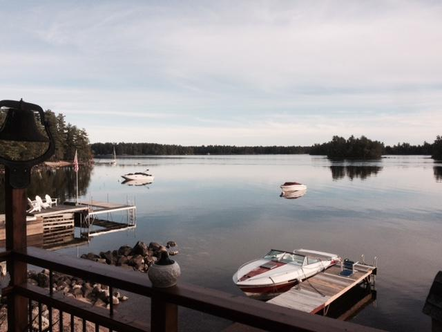 Waterfront Home - Big Sebago Lake Auction
