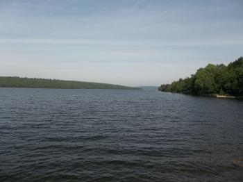 Glimmerglass Lodge 3+/-Acres - 342+/- Ft. Lake Frontage  (4) Rustic Cabins Auction