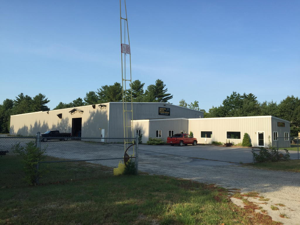 17,500+/-SF Industrial Facility, 3.1+/- Acres Auction