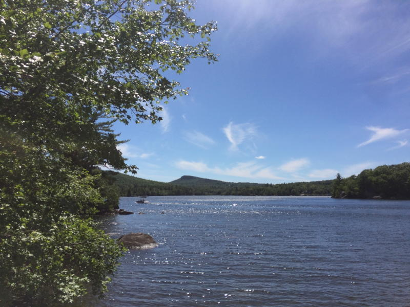 "Waterfront Cottage - .11+/- Acres - Phillips LakeVillage of ""Lucerne-In-Maine"" Auction"