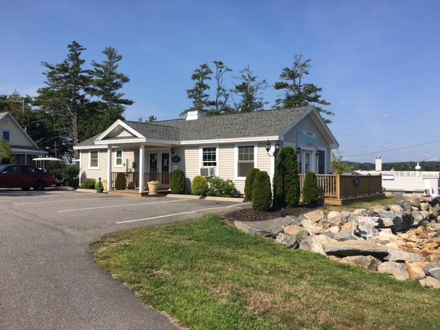 Rental Office Building/Rental Program ~ Sheepscot Harbour Village & Resort Auction