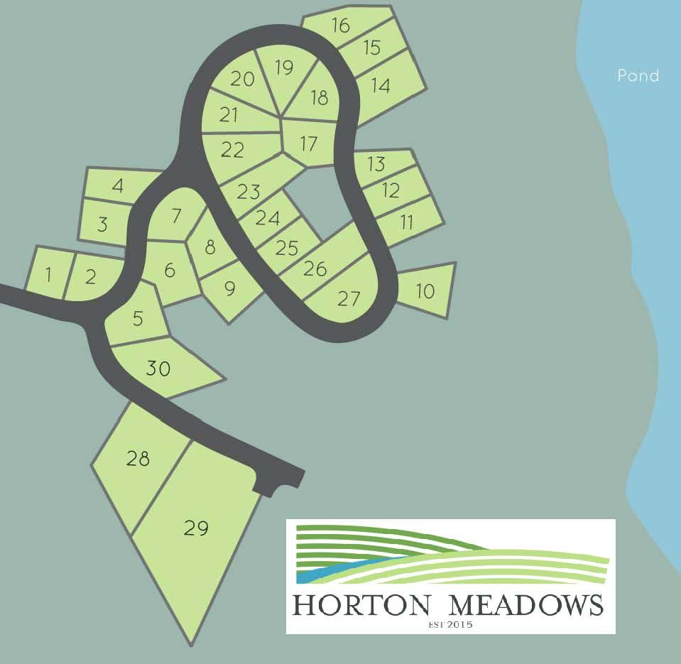 54.85+/- Acre Residential Development - Horton Meadows Auction