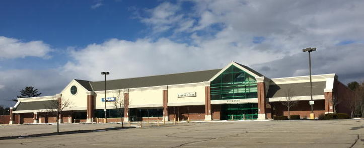 Prime Development PropertyRE: Former Biddeford Shaw's Supermarket Auction