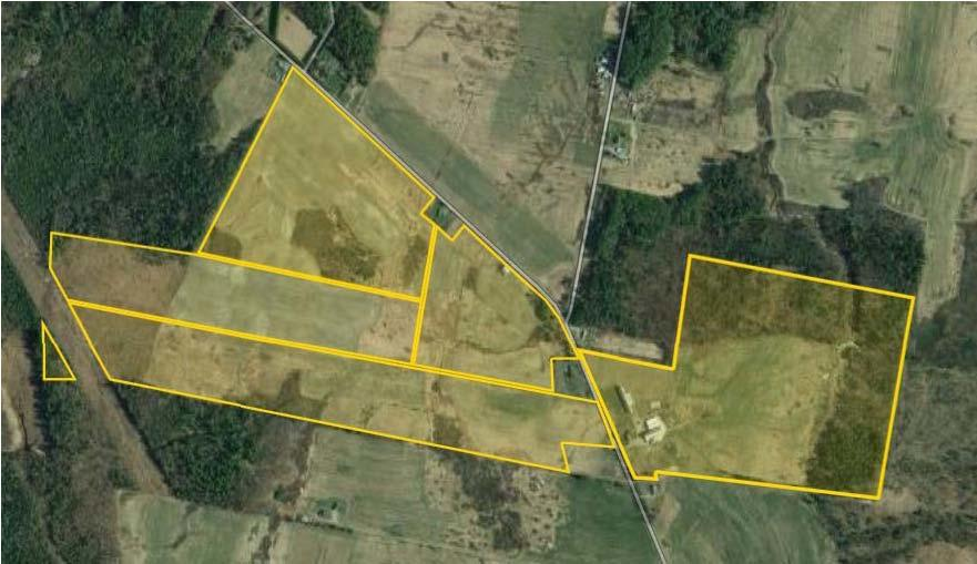 208+/- Acre Farm – Home – Barns - Outbuildings Auction