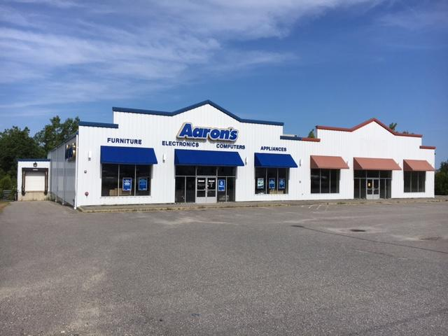 14,112+/-SF Bldg. - (2) Retail/Com'l Units - 1.31+/- AC Auction