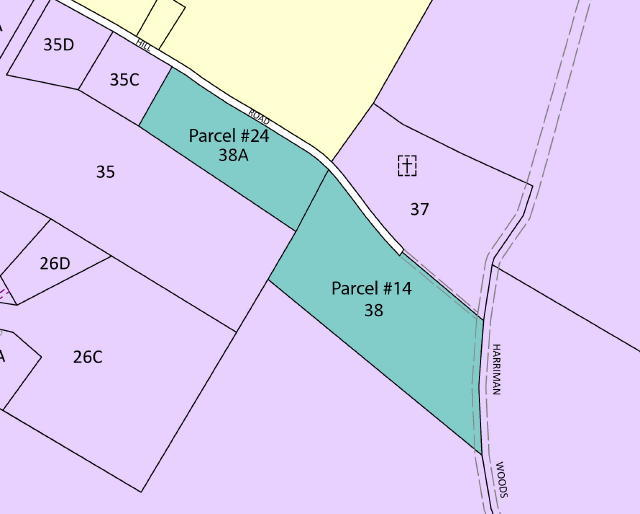 17+/- Acres - (2) Parcels - Orrington, Maine Auction