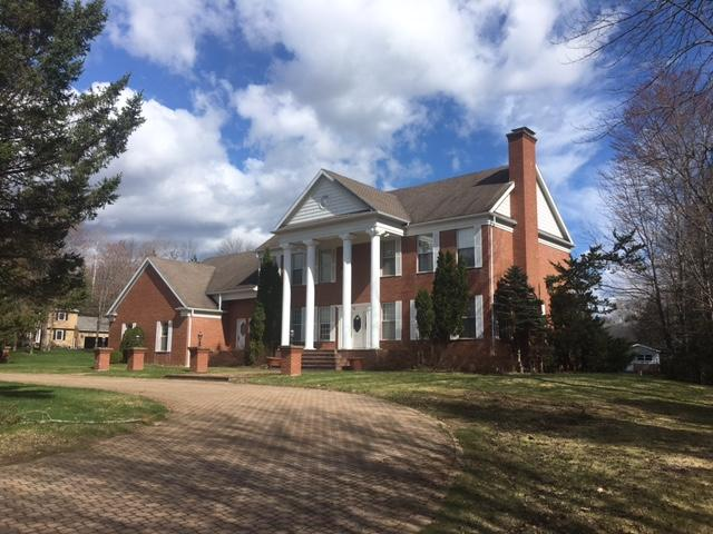 6,628+/-SF Brick Colonial Revival Auction