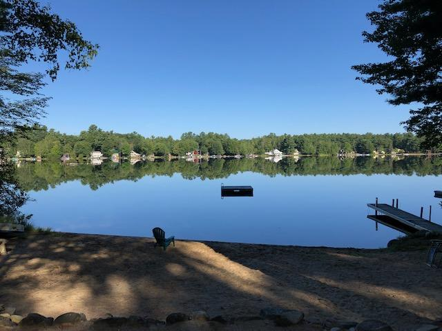 Classic Maine Lakehouse - Little Sebago Lake Auction