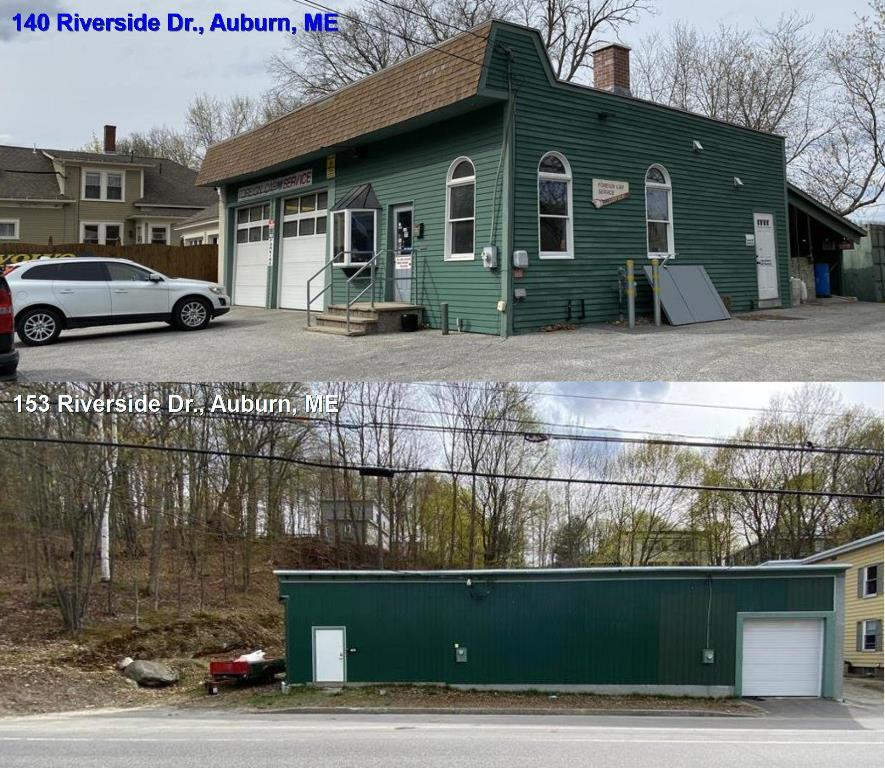Auto Repair Facility and Warehouse/Shop ~ Offered  Separately Auction