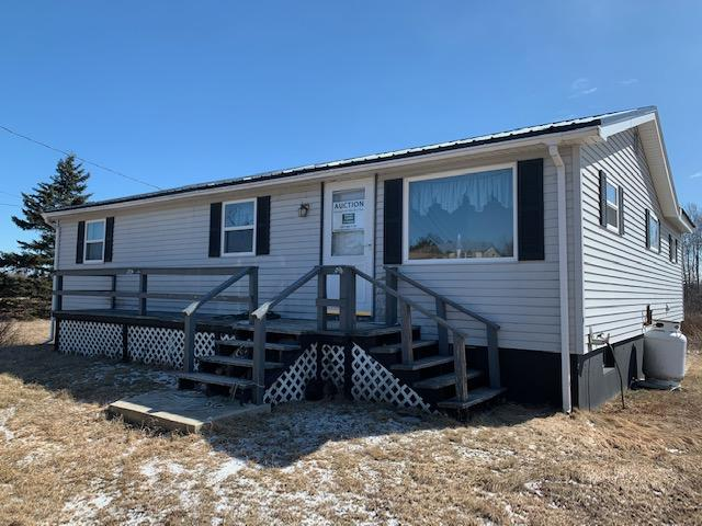 2BR Ranch Home - 3+/-Acres Auction