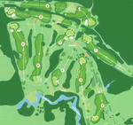 18-Hole Golf Course - 231.68± Acres - Clubhouse - Amusement Park Auction Photo
