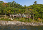 Oceanfront Home - 10.64+/- Acres - 500'+/- Deepwater Frontage on Penobscot Bay Auction Photo