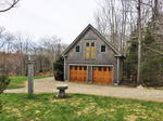 4,500+/-SF Colonial Water Views & Access ~ Waterfront Lot & Island  ~ Cabin & Barn Auction Photo