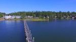 Waterfront Banquet & Function Facility ~ Sheepscot Harbour Village & Resort Auction Photo
